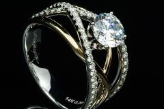 14ktt diamond ring