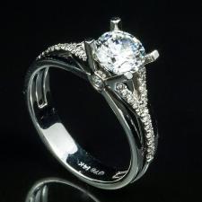 14kw diamond ring